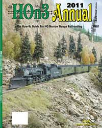 White River Productions  2011 HOn3 Annual, LIST PRICE $16.95