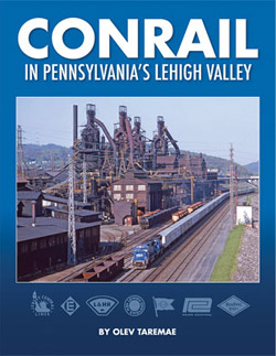 White River Productions Conrail In Lehigh Valley, LIST PRICE $59.95