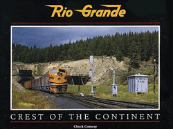 White River Productions Book Rio Grande: Crest of the Continent, LIST PRICE $79.95
