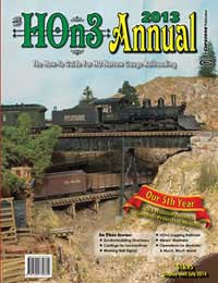 White River Productions  2013 HOn3 Annual, LIST PRICE $16.95