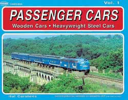 White River Productions  Passenger Cars: Volume 1, LIST PRICE $32.95