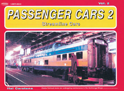 White River Productions  Passenger Cars: Volume 2, LIST PRICE $32.95