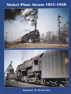 White River Productions Nickel Plate Steam 57/58, LIST PRICE $24.95