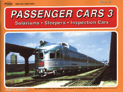 White River Productions  Passenger Cars: Volume 3, LIST PRICE $32.95