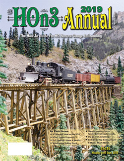 White River Productions 2019 HOn3 Annual, LIST PRICE $24.95