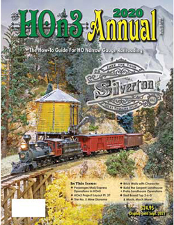 White River Productions 2020 HOn3 Annual, DUE 12/16/2020, LIST PRICE $24.95