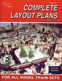 White River Productions  Complete Layout Plans, LIST PRICE $8.95