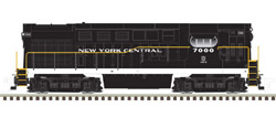 Atlas HO H15/16-44 New York Central* 7001 (H16-44) , DUE 3/30/2020, LIST PRICE $169.95