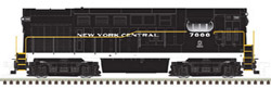 Atlas HO H15/16-44 New York Central* 7011 (H16-44) , DUE 3/30/2020, LIST PRICE $169.95
