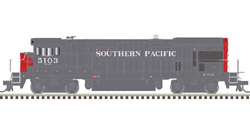 Atlas HO B23-7 Southern Pacific #5110, DUE 12/30/2020, LIST PRICE $179.95