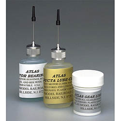 Atlas HD MOTOR BEARING LUBE .5 OZ, LIST PRICE $15.95