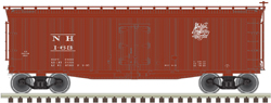 Atlas HO 40ft Wood Reefer New Haven Ice Service #60, LIST PRICE $42.95
