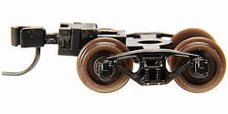 Atlas N SCALE FRICTION BEARING TRUCKS, LIST PRICE $4.95