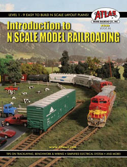 Atlas N INTRO TO N SCALE MODEL RAILROADING, LIST PRICE $7.95