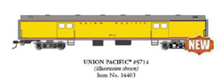 Bachmann HO 72' SS Baggage Car UP #5714, DUE 11/30/2019, LIST PRICE $64