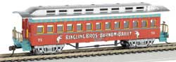 Bachmann HO 1860 Coach #75, LIST PRICE $41