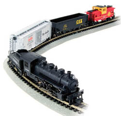Bachmann N Yard Boss Train Set, LIST PRICE $219