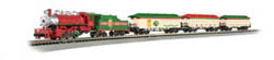 Bachmann N Spirit of Christmas Set, LIST PRICE $239