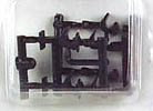Bachmann N Dummy Knuckle Coupler, LIST PRICE $2.33