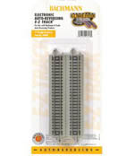 "Bachmann N NS EZ Reversing 5"" Straight (6), LIST PRICE $51"