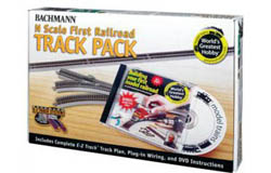 Bachmann N WORLDS GREATEST HOBBY TRACK , LIST PRICE $275