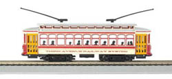 Bachmann Ho BRILL TROLLEY NYC          , LIST PRICE $69