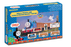 Bachmann HO Deluxe Thomas the Tank Engine Train Set, LIST PRICE $188.88