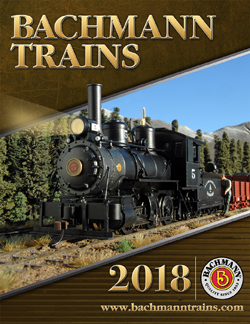 Bachmann Bachmann/Williams Catalog 2019, LIST PRICE $12