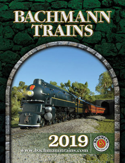 Bachmann 2019 BACHMANN CATALog , LIST PRICE $13