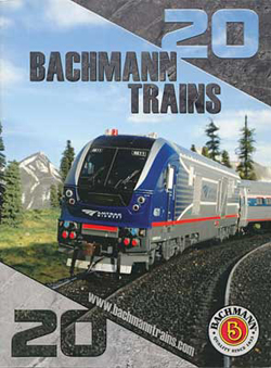 Bachmann A 2020 Bachmann Catalog, DUE 2/13/2020, LIST PRICE $13