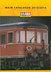 Brawa A 2013/2014 Brawa Catalog, LIST PRICE $14.99