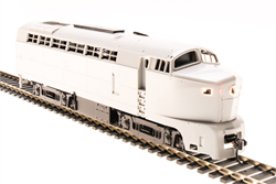 Broadway Ltd HO Baldwin BF-16 Shark Nose P3 A PRR Undecorated, DUE 9/30/2019, LIST PRICE $279.99