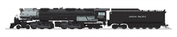 Broadway Ltd HO P3 Late 4-6-6-4 Challenger UP Blk - Grapht Coal #3952, DUE 5/30/2019, LIST PRICE $699.99
