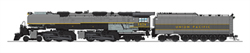 Broadway Ltd HO P3 Late 4-6-6-4 Challenger UP 2 Tone Grey Oil #3976, DUE 5/30/2019, LIST PRICE $699.99