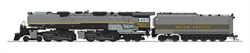 Broadway Ltd HO P3 Late 4-6-6-4 Challenger UP 2 Tone Grey Oil #3978, LIST PRICE $699.99