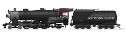 Broadway Ltd HO Lt Pacific 4-6-2 Southern Pacific #2470  P3 , DUE 11/30/2019, LIST PRICE $369.99