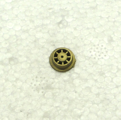 """Cal Scale HO 26"""" Spoked Wheel Flat Only, LIST PRICE $1.9"""