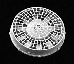 "Cannon HO 36"" Radiator Fans 2/, LIST PRICE $11.5"