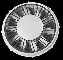 "Cannon HO 48"" Dynamic Brake Fan 2/, LIST PRICE $9.5"