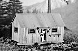 """Campbell Portable bunkhouse """"B"""", LIST PRICE $16.01"""