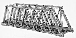 Campbell Bridge howe truss, LIST PRICE $79.39