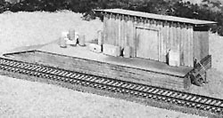 Campbell LCL freight station, LIST PRICE $52.9