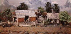 Campbell Country barn, LIST PRICE $69.35