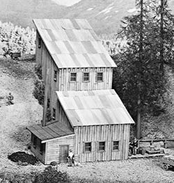 Campbell 10 Stamp mill, LIST PRICE $80.36