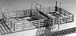 Campbell Cattle loading pens, LIST PRICE $24.01