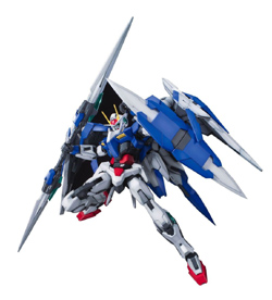 BANDAI GUNDAM WING 00 Raiser Gundam 00, LIST PRICE $70