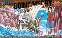 BANDAI 03 Going Merry Ship, LIST PRICE $18