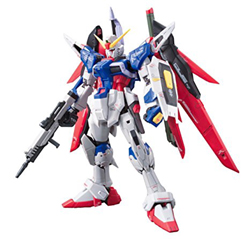 BANDAI 11 Destiny Gundam Rg, LIST PRICE $27.25