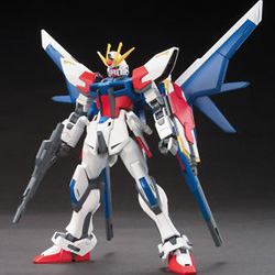 BANDAI GUNDAM WING 01 Build Strike Gundam Hg, LIST PRICE $15.2