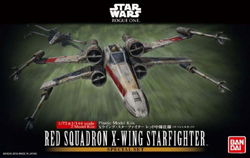 BANDAI 1:72 X-Wing Star Fighter , LIST PRICE $28